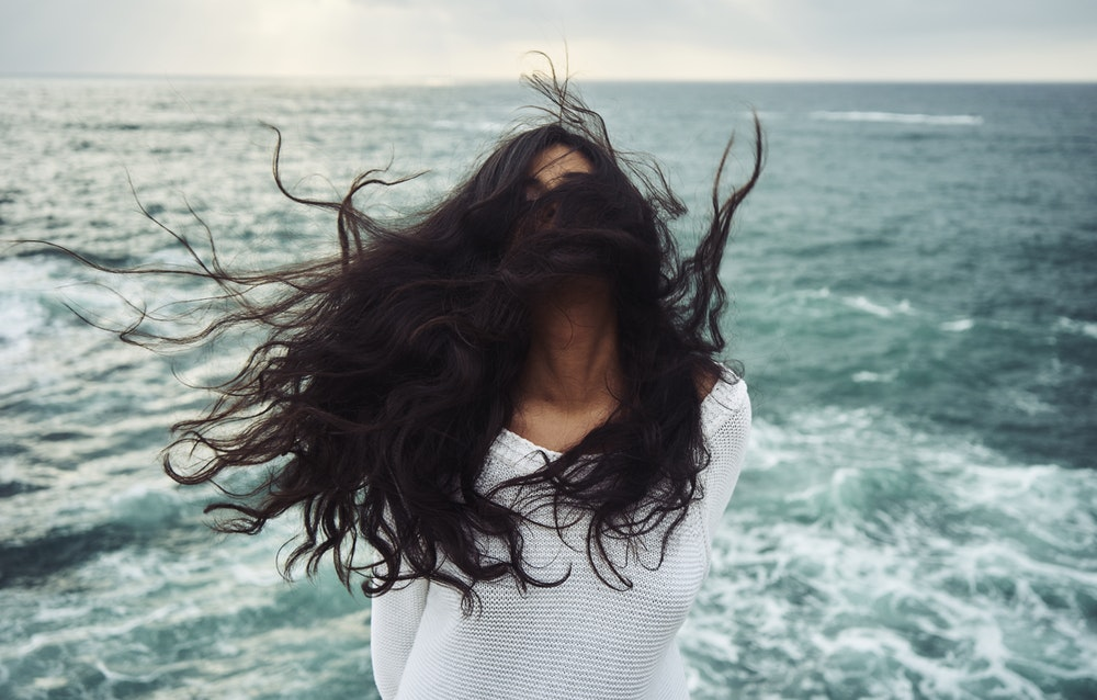 Want Perfect Beachy Waves? Easy!